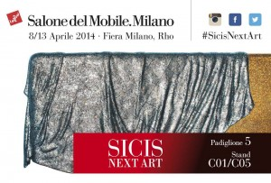 STD SICIS at Salone del Mobile 2014