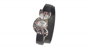 Watch Flower Fox SCN1_limited ed 10 pieces_design Sicis 'Clock