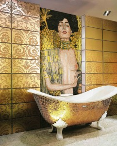 AMB 1 Maxima 01 con_Klimt_BATH AND MORE COLLECTION BY SICIS