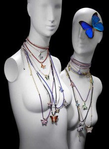 Butterfly Necklaces AMB1