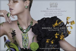 Save the date - SICIS Jewels at Baselworld