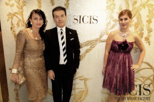 SICIS Jewels event in Paris