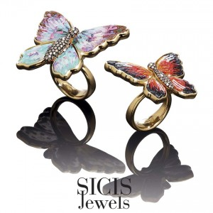 SICIS Jewels Ring SE 20-017 - SE 02-012 SCN1