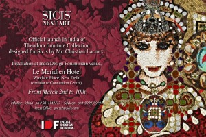 STD SICIS at India Design forum