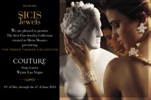 STD SICIS Jewels at Couture 2012