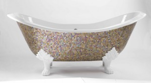 Alba bathtub by SICIS