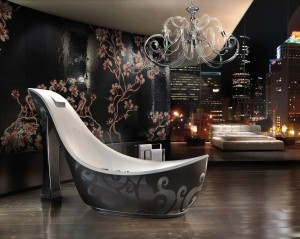 Audrey bathtub by SICIS