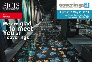 STD SICIS at Coverings 2014