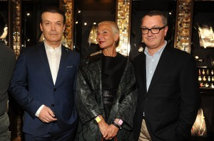 SICIS Jewels event Maurizio Placuzzi Doriana Fuksas Luca Dini