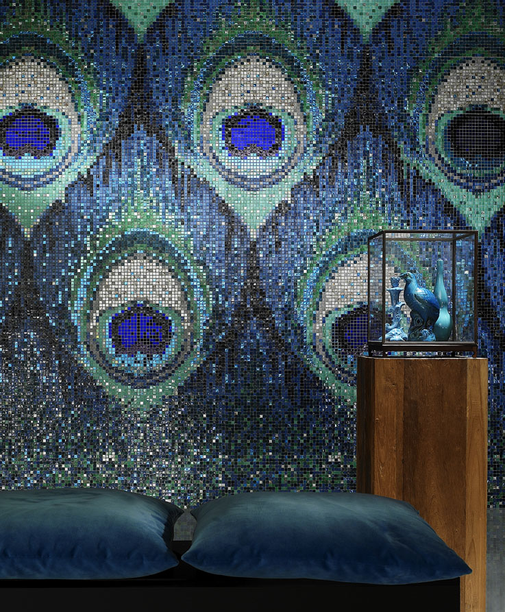 Pixall Collection By Sicis The Art Mosaic Factory