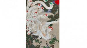 SICIS Jakuchu White phoenix