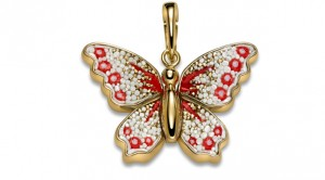 SICIS Jewels Butterfly charm Limited Edition - Paris