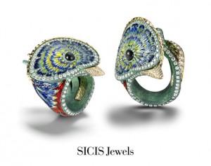 SICIS Jewels Quetzal