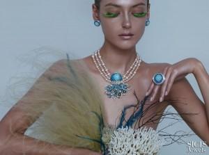 SICIS Jewels Tentacule de Perle