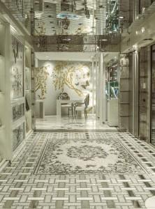 SICIS Jewels showroom Istanbul