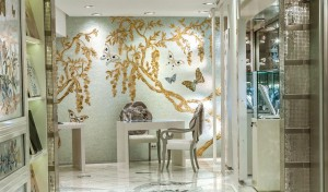 SICIS Jewels showroom in Istanbul