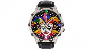 SICIS O'Clock Circus collection Joker