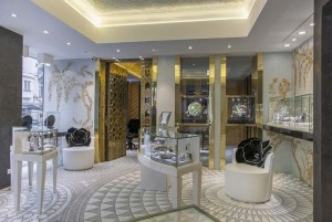 SICIS showroom in Paris