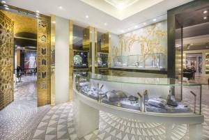 SICIS Paris showroom