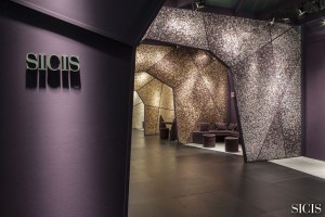 SICIS booth Cersaie 2014