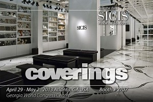 STD SICIS Coverings Atlanta 2013