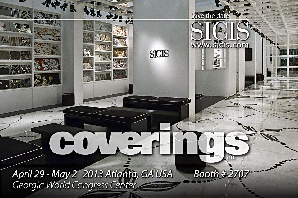 STD SICIS Coverings Atlanta 2013