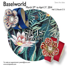 STD SICIS Jewels Baselworld 2014