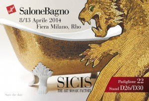 Salone Bagno 2014 - Save the Date v3.indd