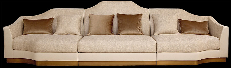 borgia sofa