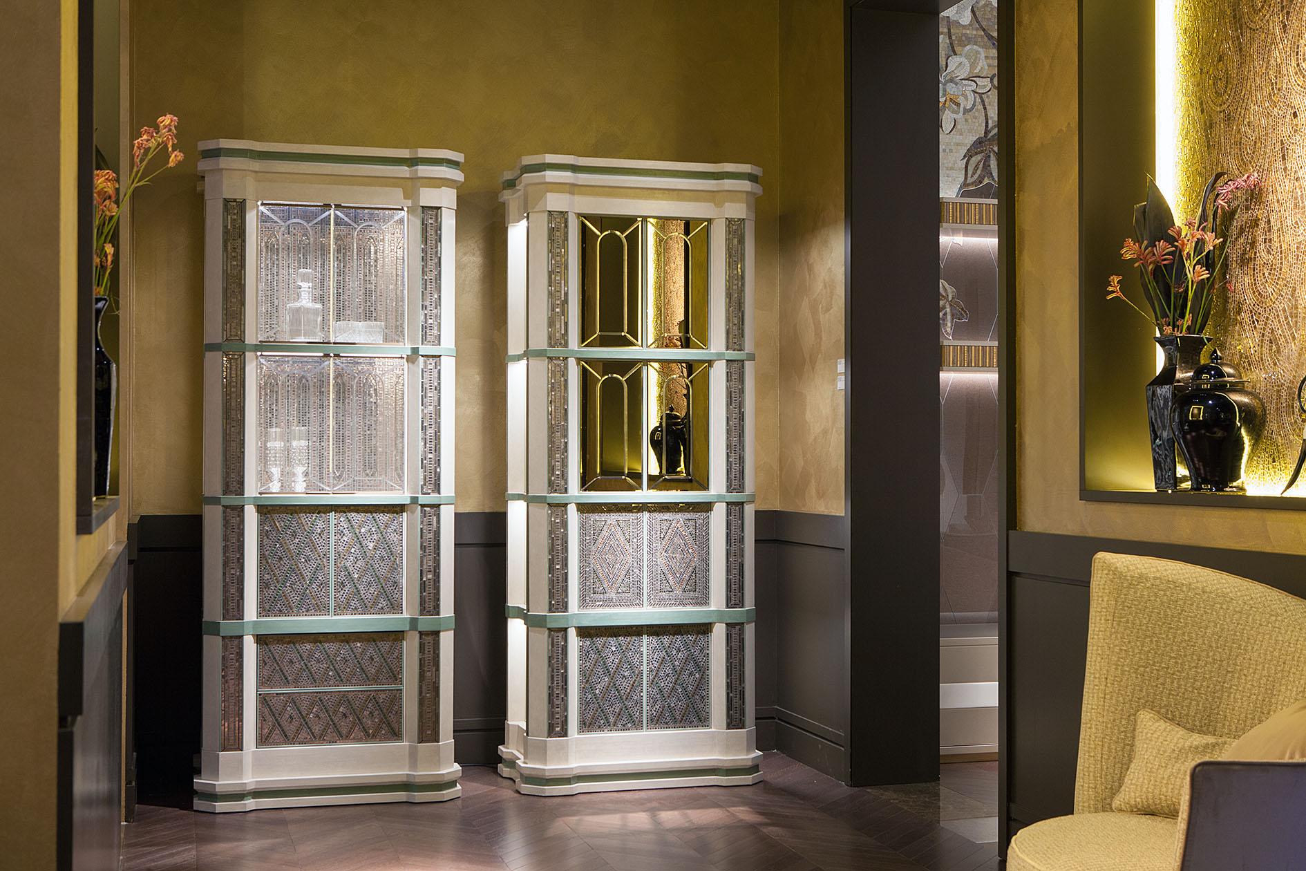 giotto cabinet