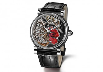 red rooster watch