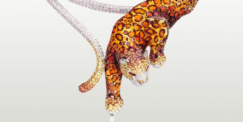 leopardo necklace