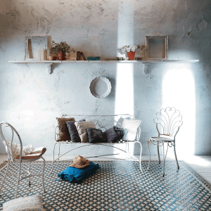 floor tesserae mosaic home