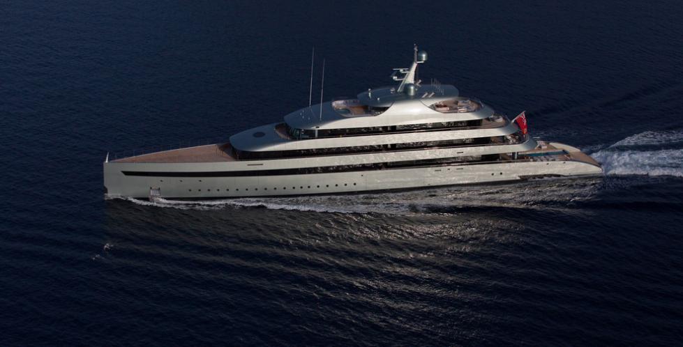 sicis yacht mosaic