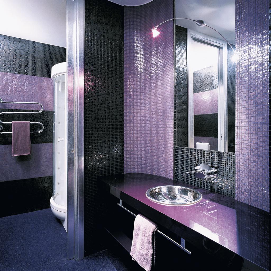 pantone violet sicis mosaic