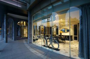 sicis macalline mall showroom  shanghai