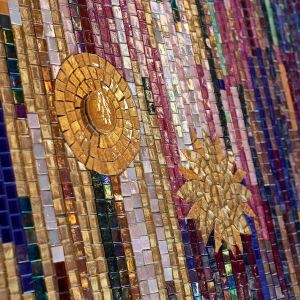 sicis mosaic glass pattern design
